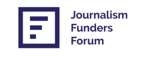 Logo Journalism Funders Forum