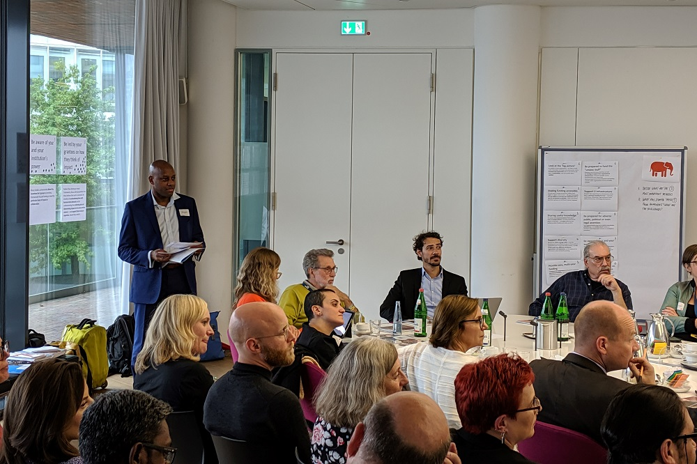 Global Funders Meeting